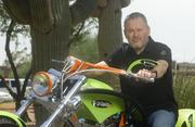 Bob Parsons, founder and executive chairman, Go Daddy. Guilty pleasure: Riding my motorcycle at 4:30 a.m.