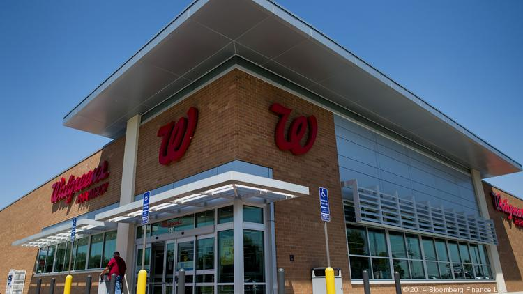 A Walgreen Co. store stands in Marion, Ohio, U.S., on Friday, May 30, 2014. The Bloomberg Consumer Comfort Index, a survey which measures attitudes about the economy, is scheduled to be released on June 5. Photographer: Ty Wright/Bloomberg