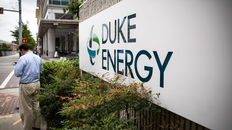 Duke Energy is the first electric utility operating in Ohio to unload its plants here.