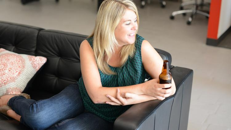 Happy hours occur about once a month at Spyder Trap.