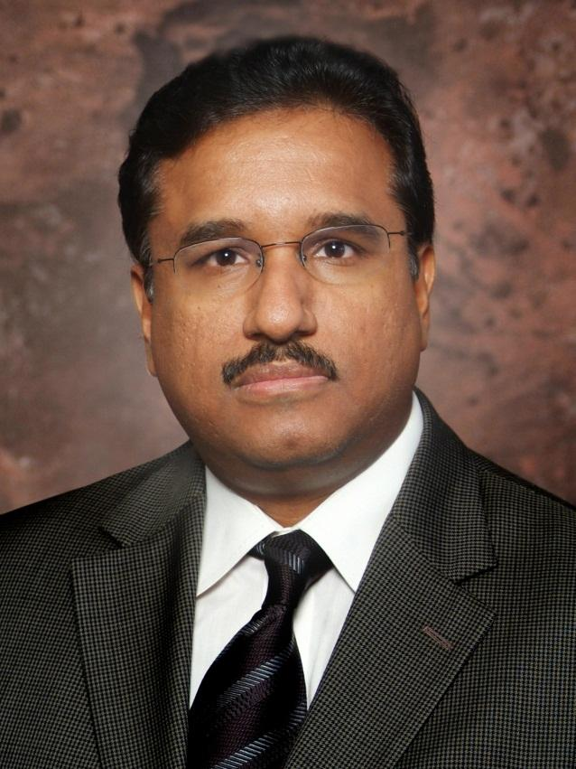 Satheesh Nair, M.D., who practices at Methodist University Hospital and teaches at UTHSC