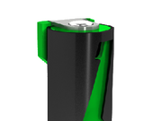 A rendering of the Battery Vampire enclosure