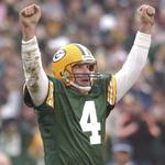 Brett Favre to be inducted into Packers Hall of Fame, No. 4 to be retired