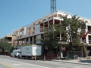 Celmark Development Group and Jerome Solove Development are building a residential project at 2020 N. High St. anchored by a Wendy's restaurant and other commercial space. It's scheduled to open in January.