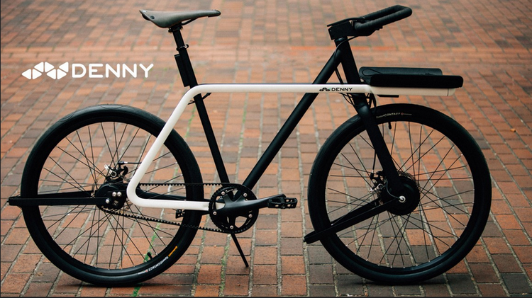Stylish and tough, the Denny bicycle, designed by Seattle firm Teague, just won the Oregon Bike Design Project.
