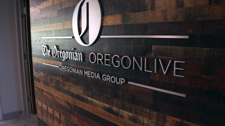 The new Oregonian building features Jucaro wood panels, made from reclaimed ship cargos. Click through for a glimpse at the paper's new digs.