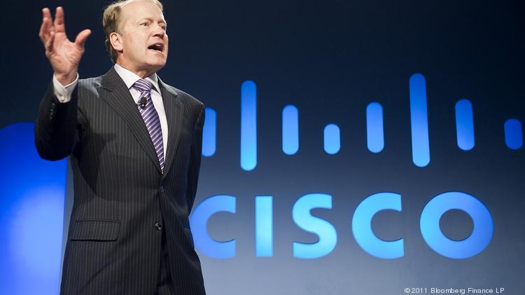 Cisco CEO John Chambers is being pressured by customers Goldman Sachs, Verizon, Coca-Cola to embrace software.