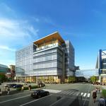 Convention center building moves forward on construction