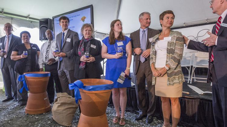 Goodwill Industries Of The Southern Piedmont Plans 20