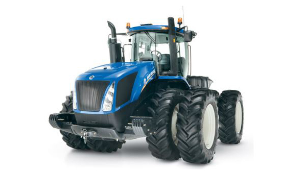 Agricultural and construction equipment maker New Holland has tapped Winston-Salem-based Mullen NC as its marketing agency of record.