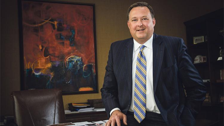Mike Maddox is CEO of CrossFirst Bank.