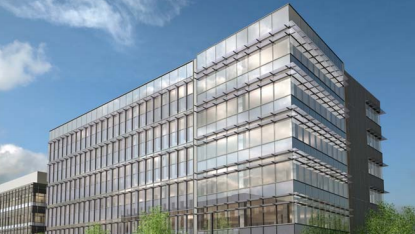 Novo Nordisk's decision to expand in Seattle has kicked off the construction of the second phase of the Fairview Research Center lab and office building in South Lake Union.