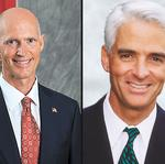 $150M Florida governor's race smashes records
