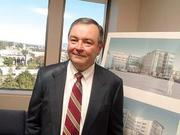 Bob Merwin is set to step down in January as CEO of Mills-Peninsula Health Services in Burlingame, after 27 years at the helm.