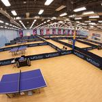 WasteZero investors hope for an ace with table tennis center
