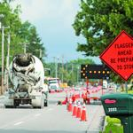Road repairs costly part of construction season