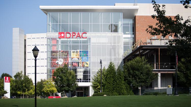 DPAC's attendance rose 14 percent compared to last year, hitting new records for attendance and ranking among the top 10 attended United States venues for the fifth time.