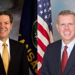 On Election Day, no clear leader in Kansas governor, senator races