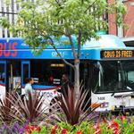Cbus, COTA's free downtown route, must stay free to riders, CEO says