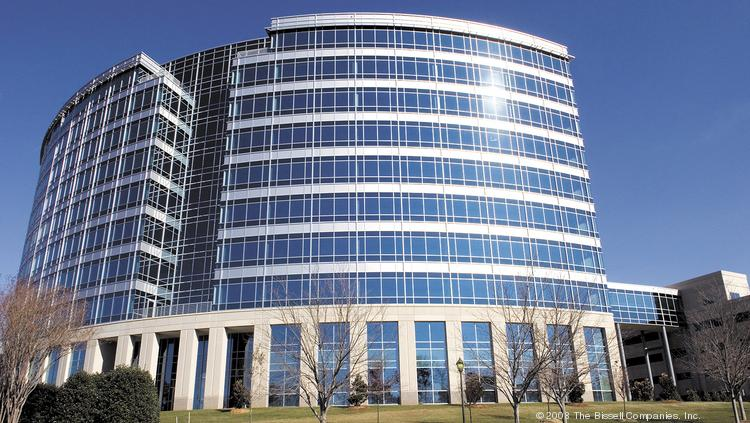 Snyder's-Lance is leaving the Harris building in Ballantyne Corporate Park