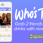 Who's That: The newest app for connecting strangers reaches 4,700 users