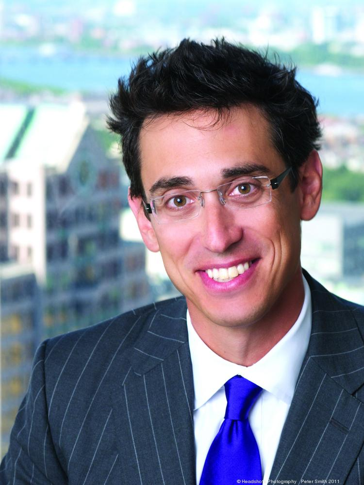 Evan Falchuk, United Independent Party candidate for governor.