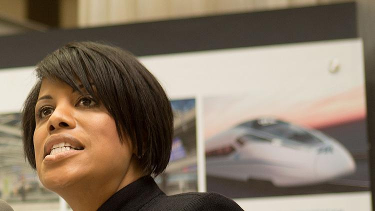 Baltimore Mayor Stephanie Rawlings-Blake said a new city energy initiative will help thousands of families and hundreds of not-for-profits and businesses.