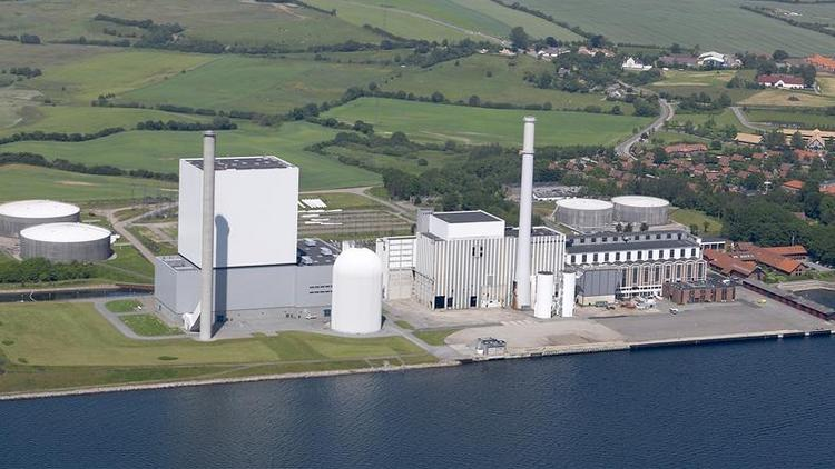 The boiler contract is the largest in DONG Energy's project to convert its Skaerbaek natural gas plant to biomass.