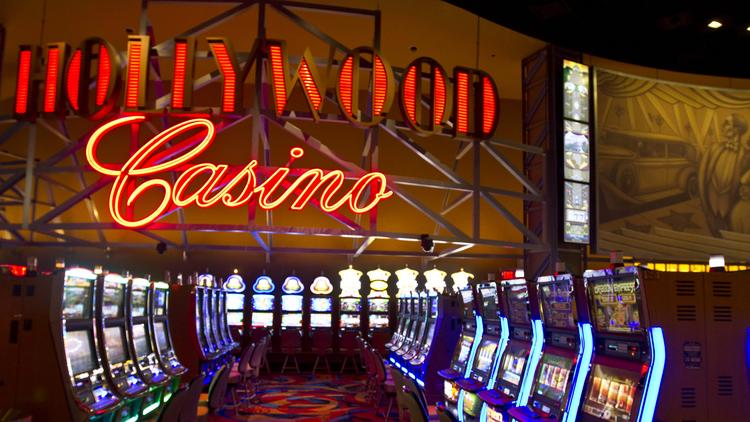 Hollywood Casino Columbus is one of four casinos in the state.