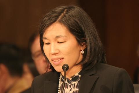 The White House has tapped Nicole Wong to serve as the first chief privacy officer.