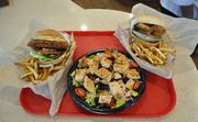 PDQ features an array of chicken items from sandwiches, tenders to salads.