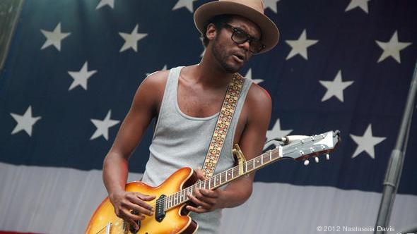 Blues guitarist Gary Clark Jr. has joined the Antone's club ownership group.