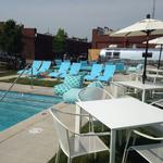 Dive in: Pinewood Social opens its pool