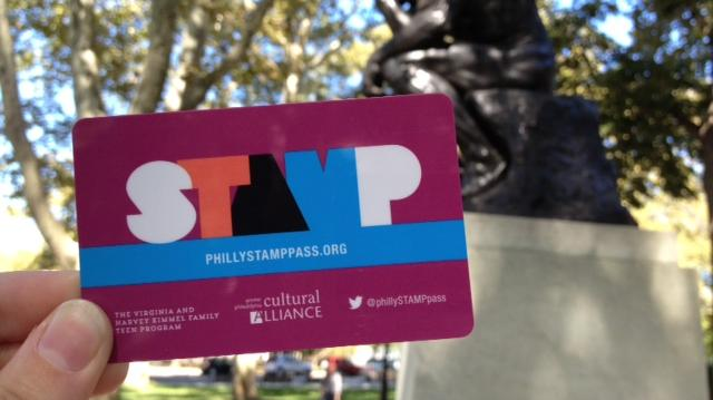 The STAMP Pass lets students visit many of the city's museums free of charge.