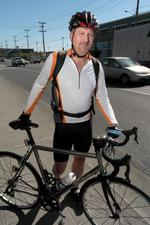 Rolling with Seattle's biking execs: <strong>Alan</strong> <strong>Elser</strong> of GM Nameplate