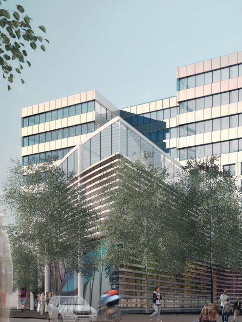 Hensel Phelps-led construction on 1801 Wewatta St. will break ground either later this year or early in 2015.