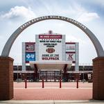 N.C. State University nearly sold out of all football tickets for 2016
