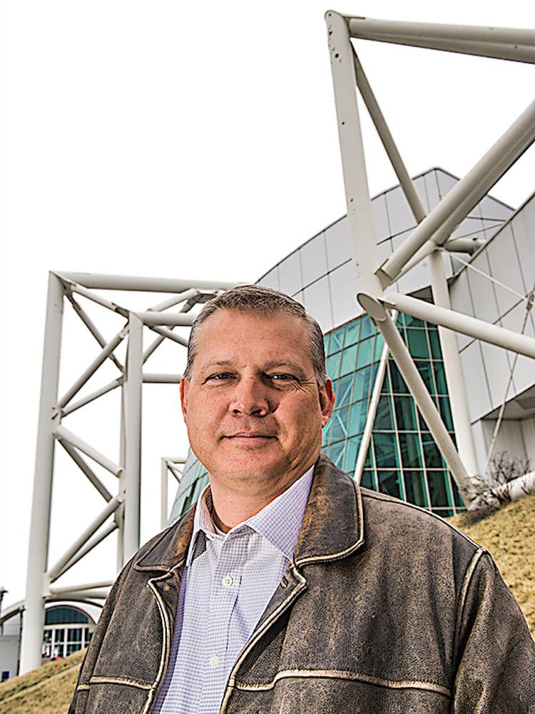 Steve Foutch, the CEO of Foutch Brothers LLC, has a plan for Kemper Arena.