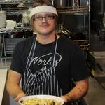 Submerged' in Italy, <strong>Logue</strong> honed his culinary skills (Video)