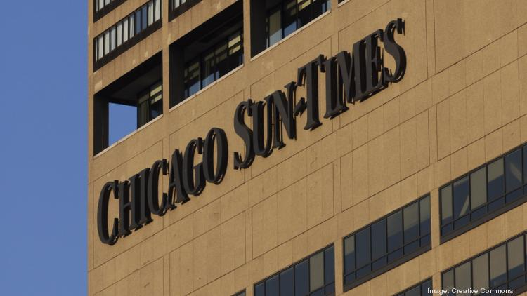 The Chicago Sun-Times' circulation has plummeted, according to new audited figures.
