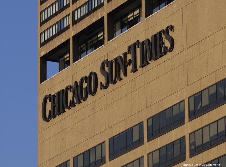 The Chicago Sun-Times' parent also owns the Chicago Reader.