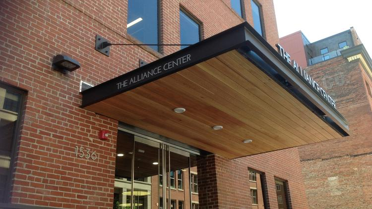 The Alliance Center in LoDo, owned by nonprofit Alliance for Sustainable Colorado, recently underwent renovations and has a unique way to rent office space.