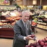 Grocers attempt to nibble away at Memphis' big fish