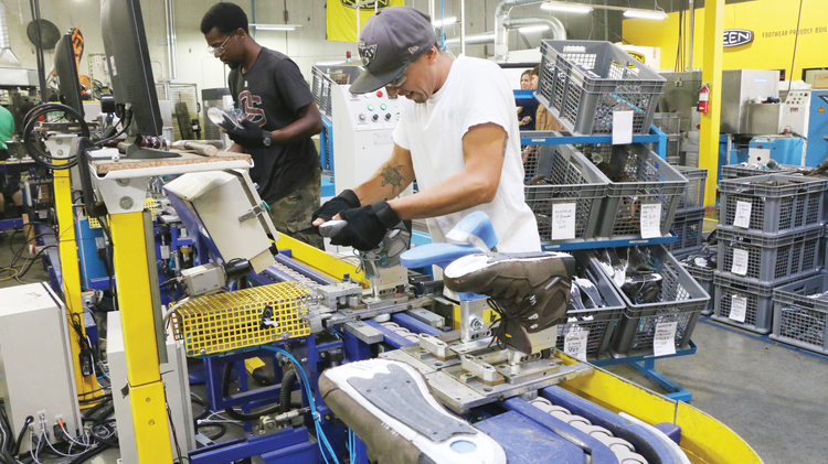 Economic output was up in the second quarter, rebounding from a terrible first quarter.