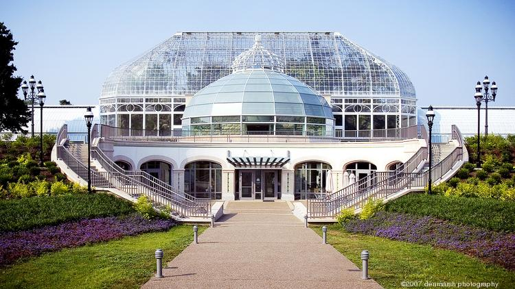 Jack Buncher Foundation 39 S Gift To Pittsburgh Community Is A Free Admission To Phipps