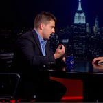 WATCH: Brian Chesky tells <strong>Stephen</strong> <strong>Colbert</strong> why it's called Airbnb
