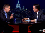 WATCH: Brian Chesky tells Stephen Colbert why it's called Airbnb