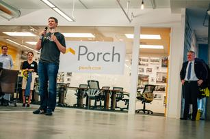 A place for Porch: Why two offices didn't make sense for one fast-moving startup