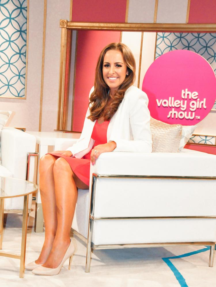 "Jesse Draper's Silicon Valley-based talk show ""The ""Valley Girl Show"" gets a makeover and access to 6.5 million households."
