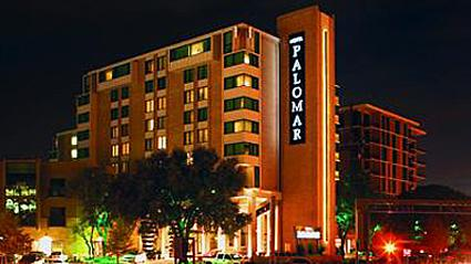 The Hotel Palomar has become The Highland Dallas Hotel.